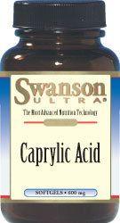 Kwas kaprylowy – skuteczny suplement na odchudzanie
