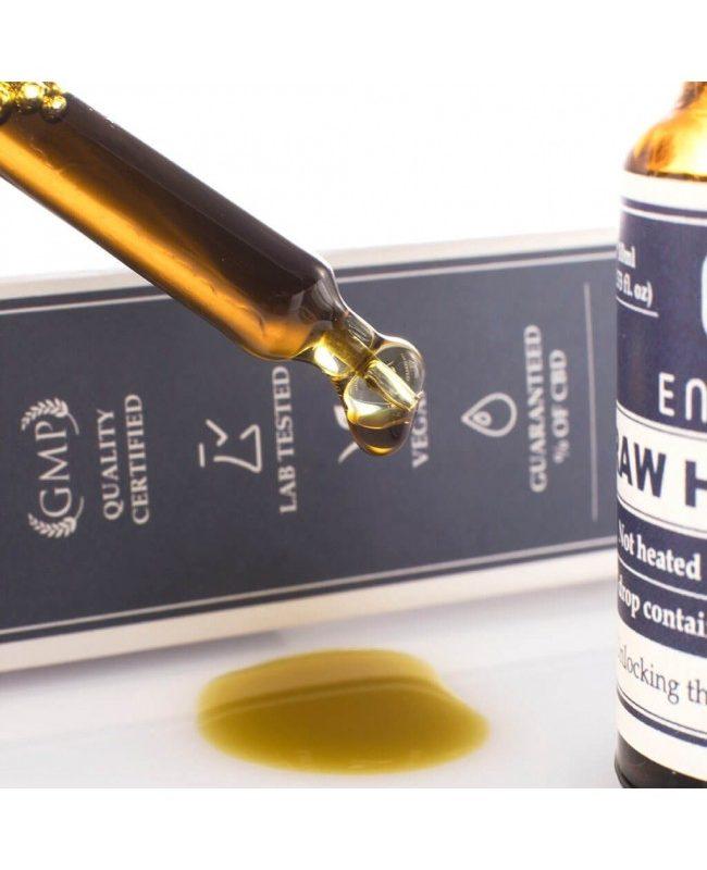 Właściwości oleju CBD