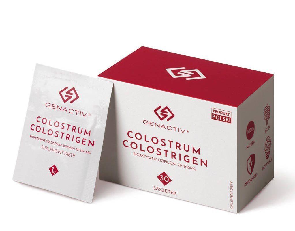 Colostrigen – cud natury